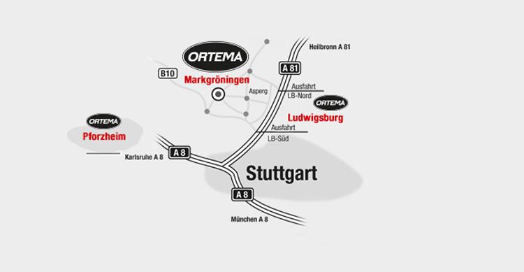 schuh und einlagentechnik ORTEMA GmbH Markgröningen